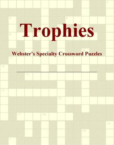 Trophies - Webster's Specialty Crossword Puzzles EB9780546820355