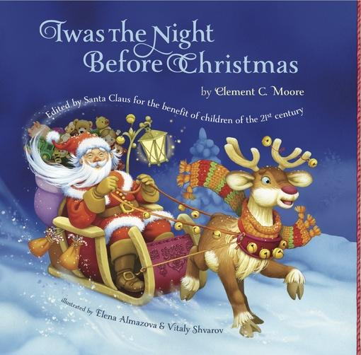 Twas The Night Before Christmas EB9780987902320