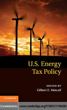 U.S. Energy Tax Policy EB9780511984990