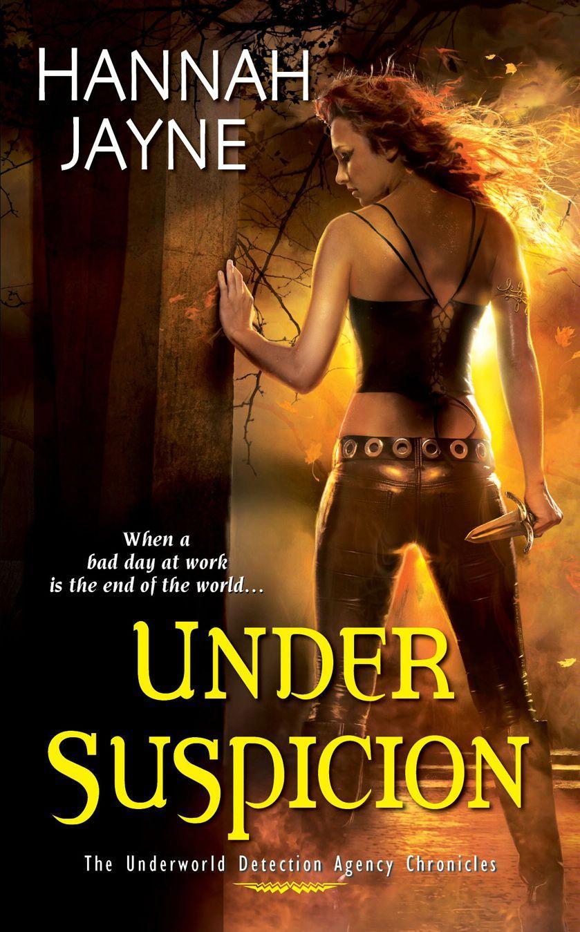 Under Suspicion EB9780758279712