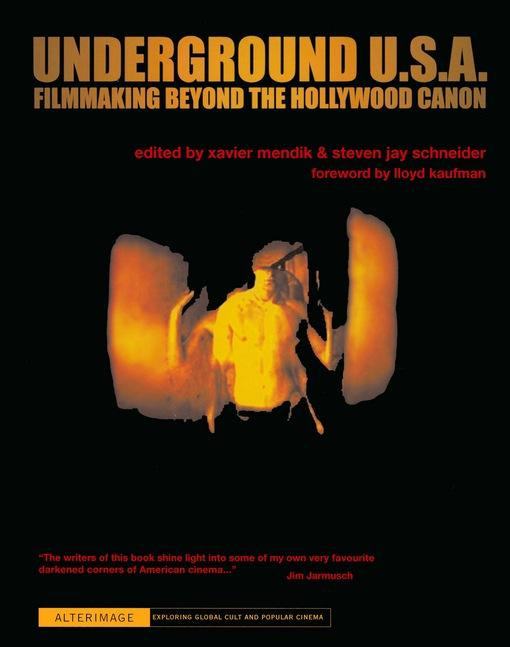 Underground U.S.A.: Filmmaking Beyond the Hollywood Canon EB9780231850025