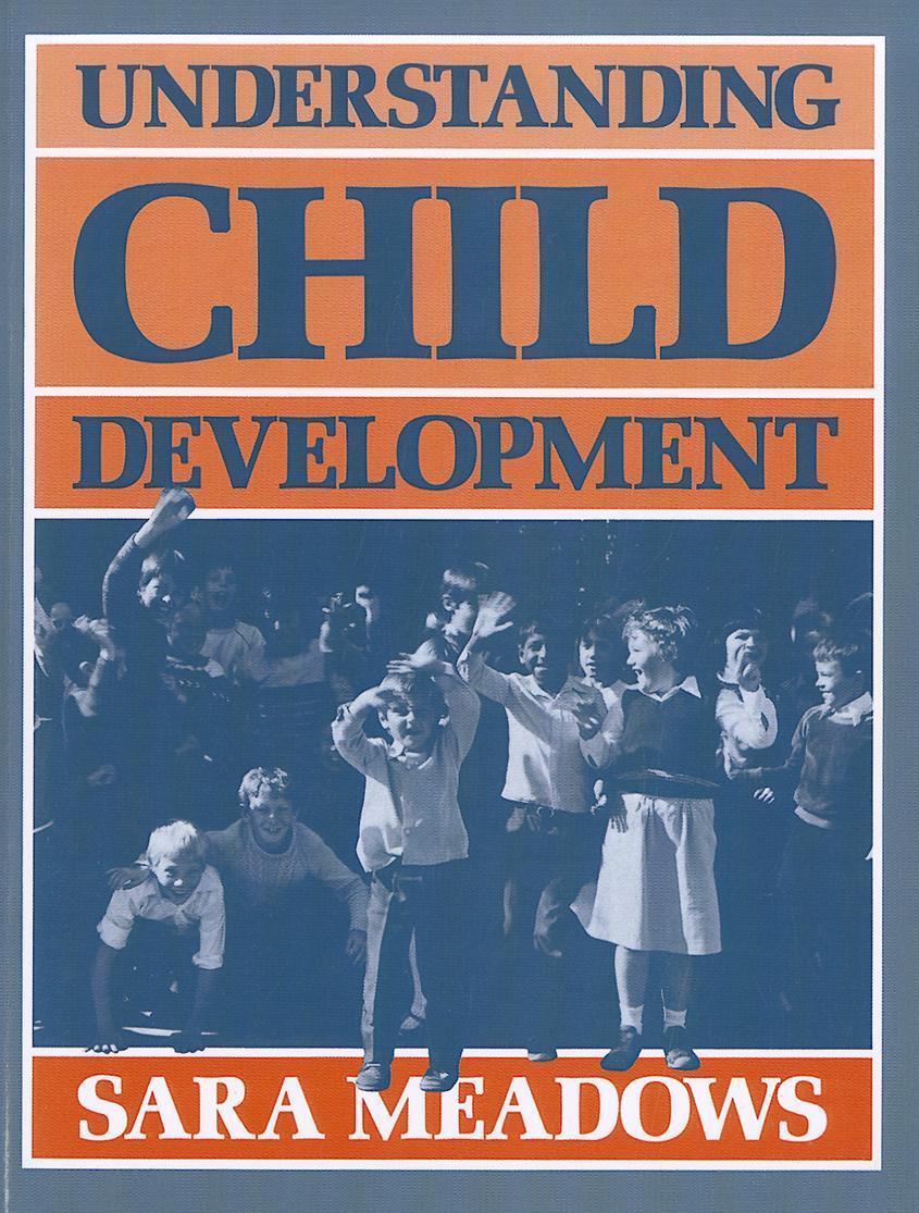 Understanding Child Development EB9780203138342