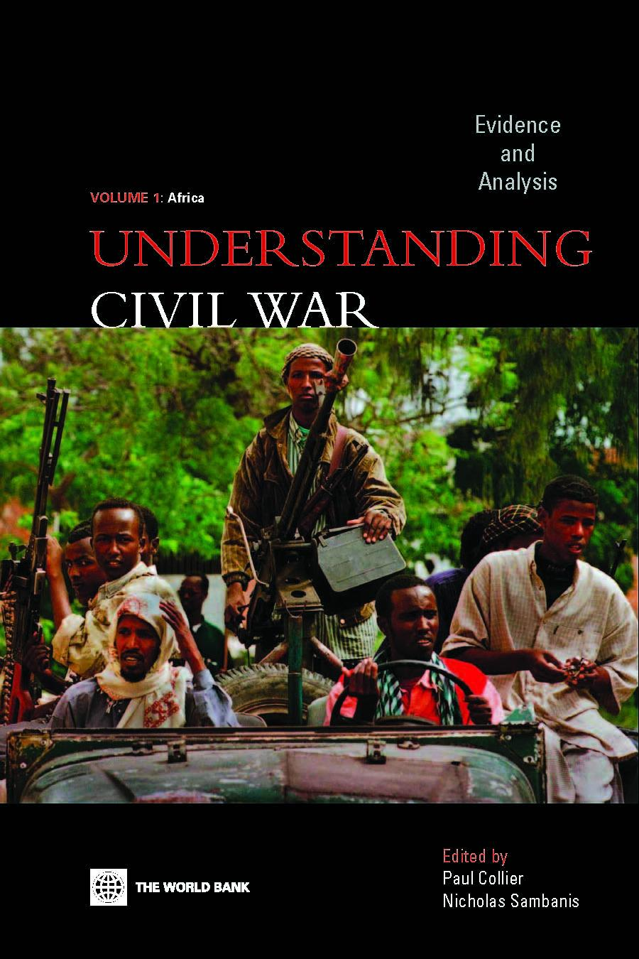 Understanding Civil War (Volume 1: Africa): Evidence and Analysis EB9780821360484