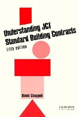 Understanding JCT Standard Building Contracts EB9780203026090