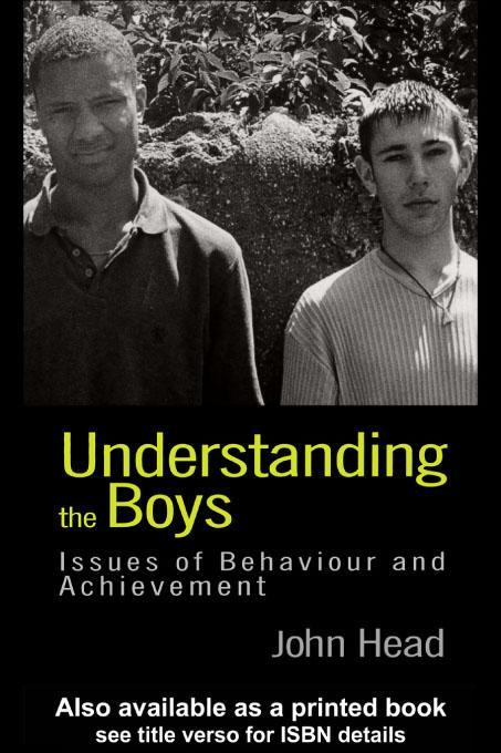 Understanding the Boys EB9780203172650