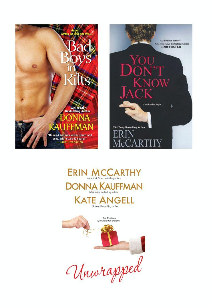 Unwrapped Bundle with You Don't Know Jack & Bad Boys in Kilts EB9780758280473
