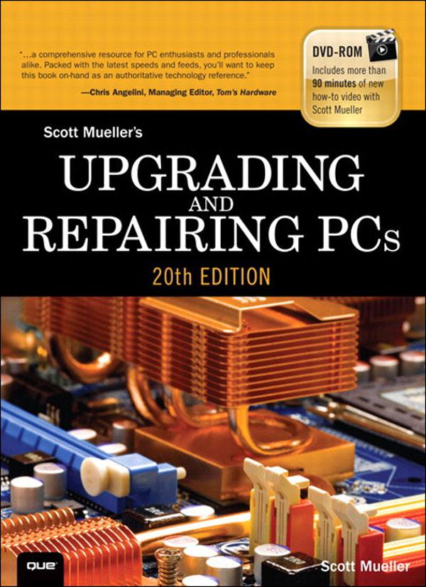 Upgrading and Repairing PCs, 20/e EB9780132682183