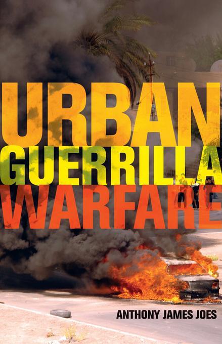 Urban Guerrilla Warfare EB9780813137599