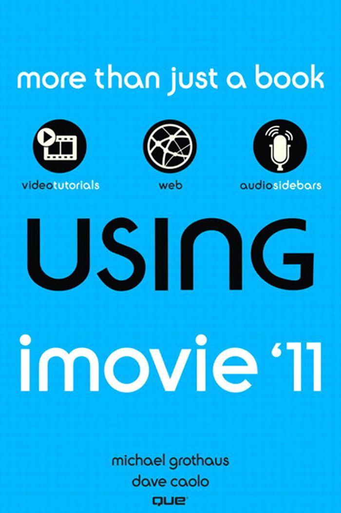 Using iMovie '11