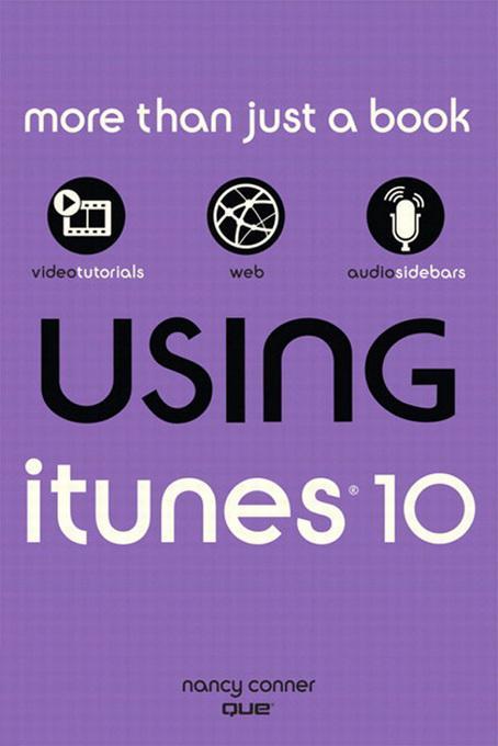 Using iTunes 10 EB9780132660266