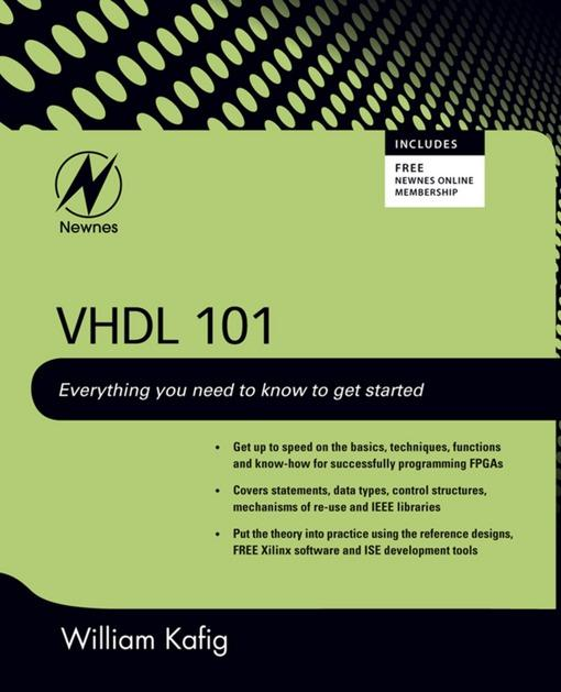 VHDL 101: Getting Started EB9780080959399