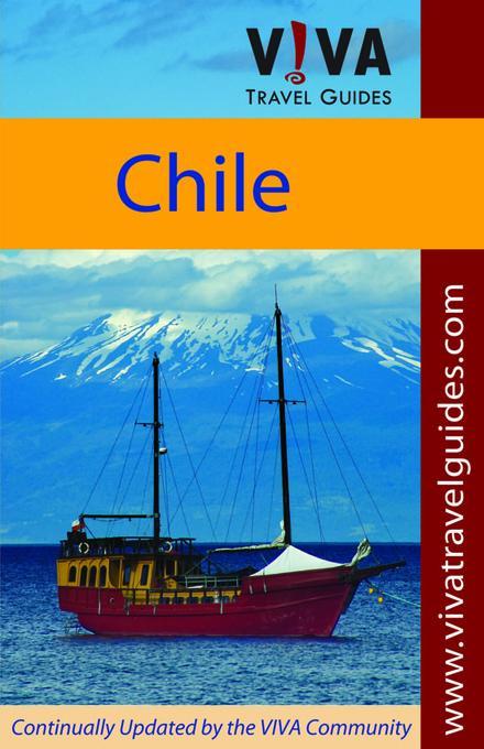 VIVA Travel Guides Chile EB9780982558577