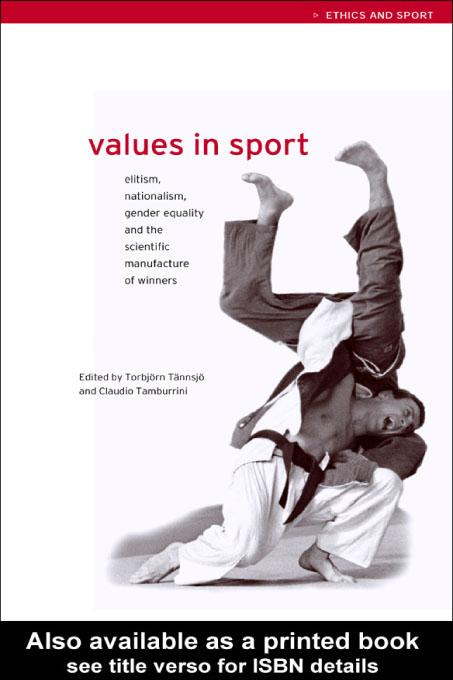 Values in Sport EB9780203184936