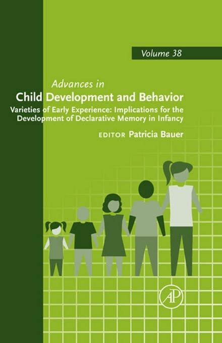 Varieties of Early Experience: Implications for the Development of Declarative Memory in Infancy: Implications for the Development of Declarative Memo EB9780080922638