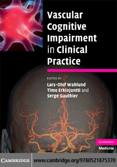 Vascular Cognitive Impairment in Clinical Practice EB9780511501043