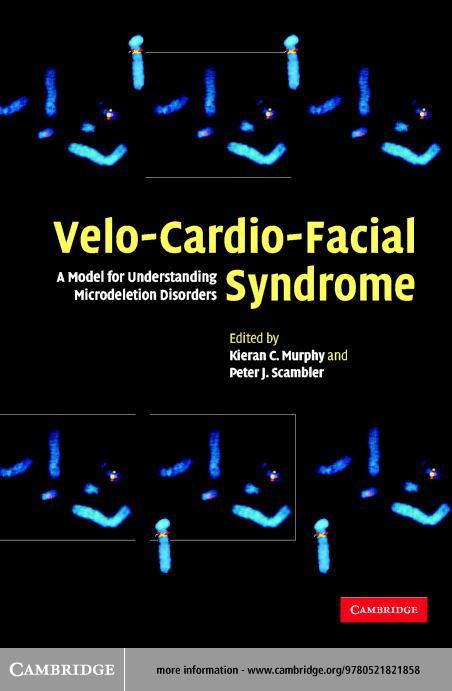 Velo-cardio-facial Syndrome EB9780511123788