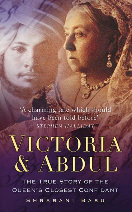 Victoria & Abdul EB9780752463667