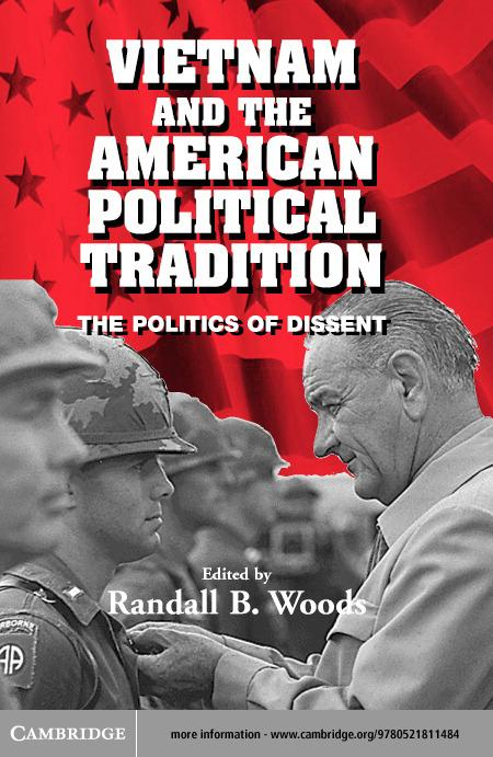 Vietnam and the American Political Tradition EB9780511058158