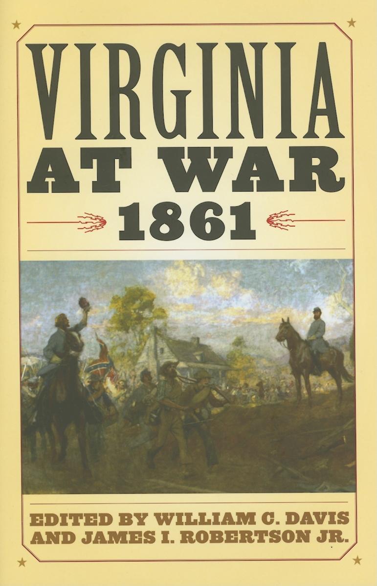 Virginia at War, 1861 EB9780813171715
