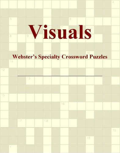Visuals - Webster's Specialty Crossword Puzzles EB9780546433500