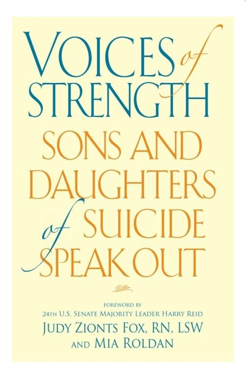 Voices of Strength: Sons and Daughters of Suicide Speak Out EB9780882823638