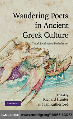 Wandering Poets in Ancient Greek Culture EB9780511501203