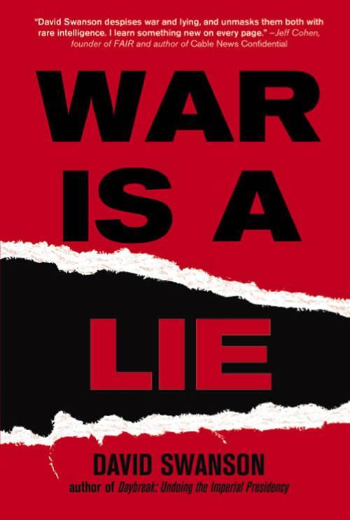 War Is A Lie EB9780983083016