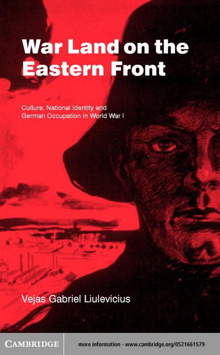 War Land on the Eastern Front EB9780511033520