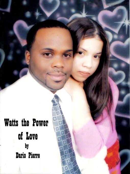 Watts the Power of Love EB9780979821783