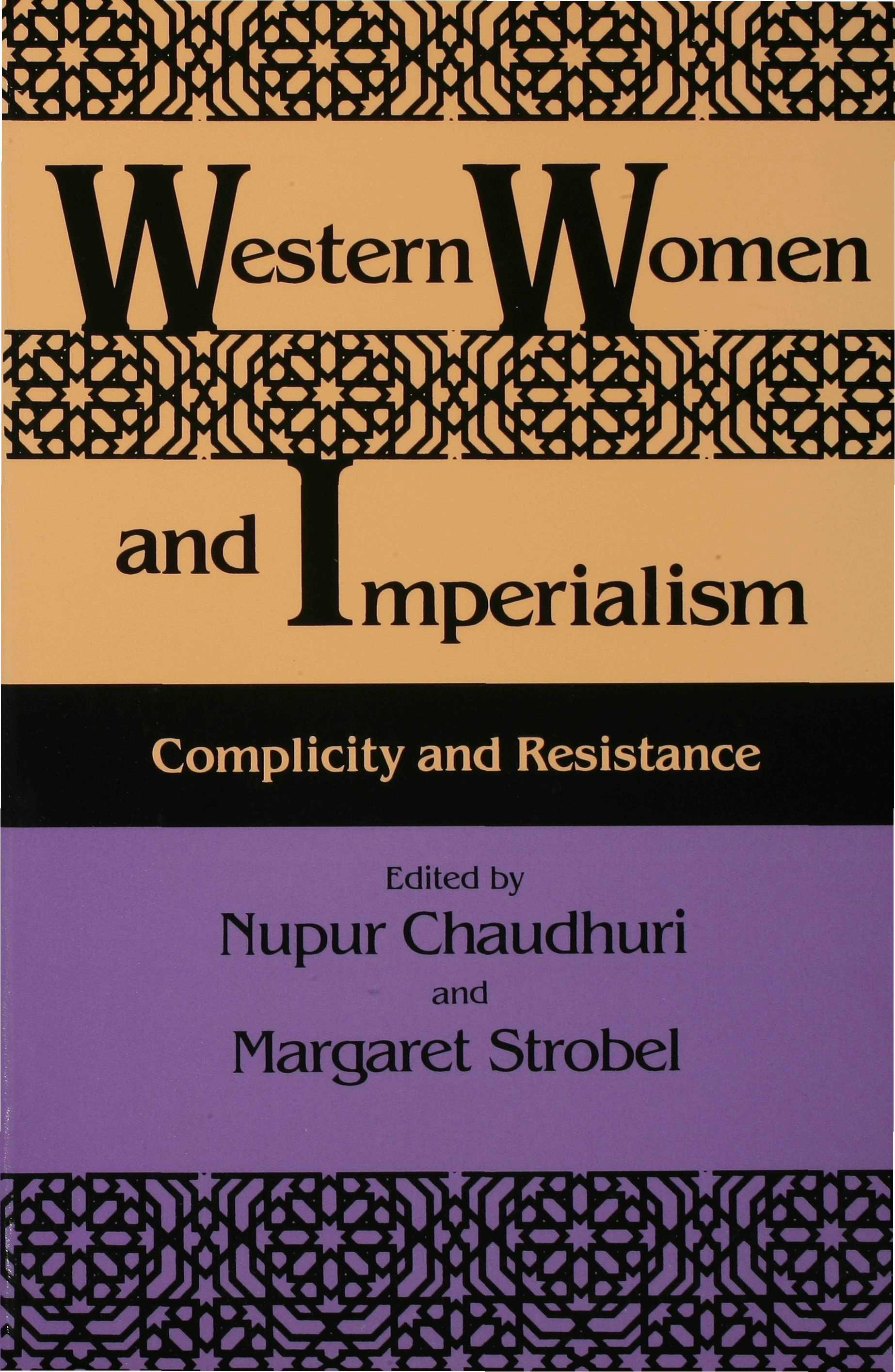 Western Women and Imperialism EB9780253115065