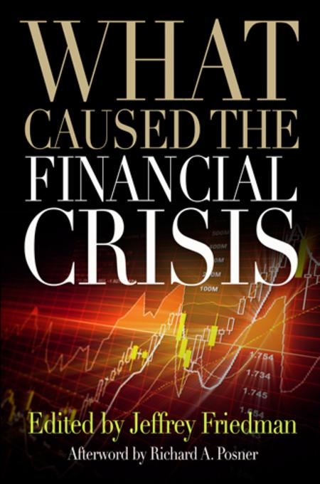 What Caused the Financial Crisis EB9780812204933