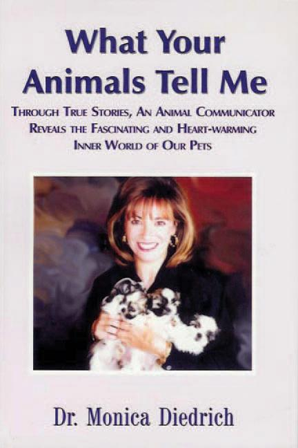 What Your Animals Tell Me EB9780971381216