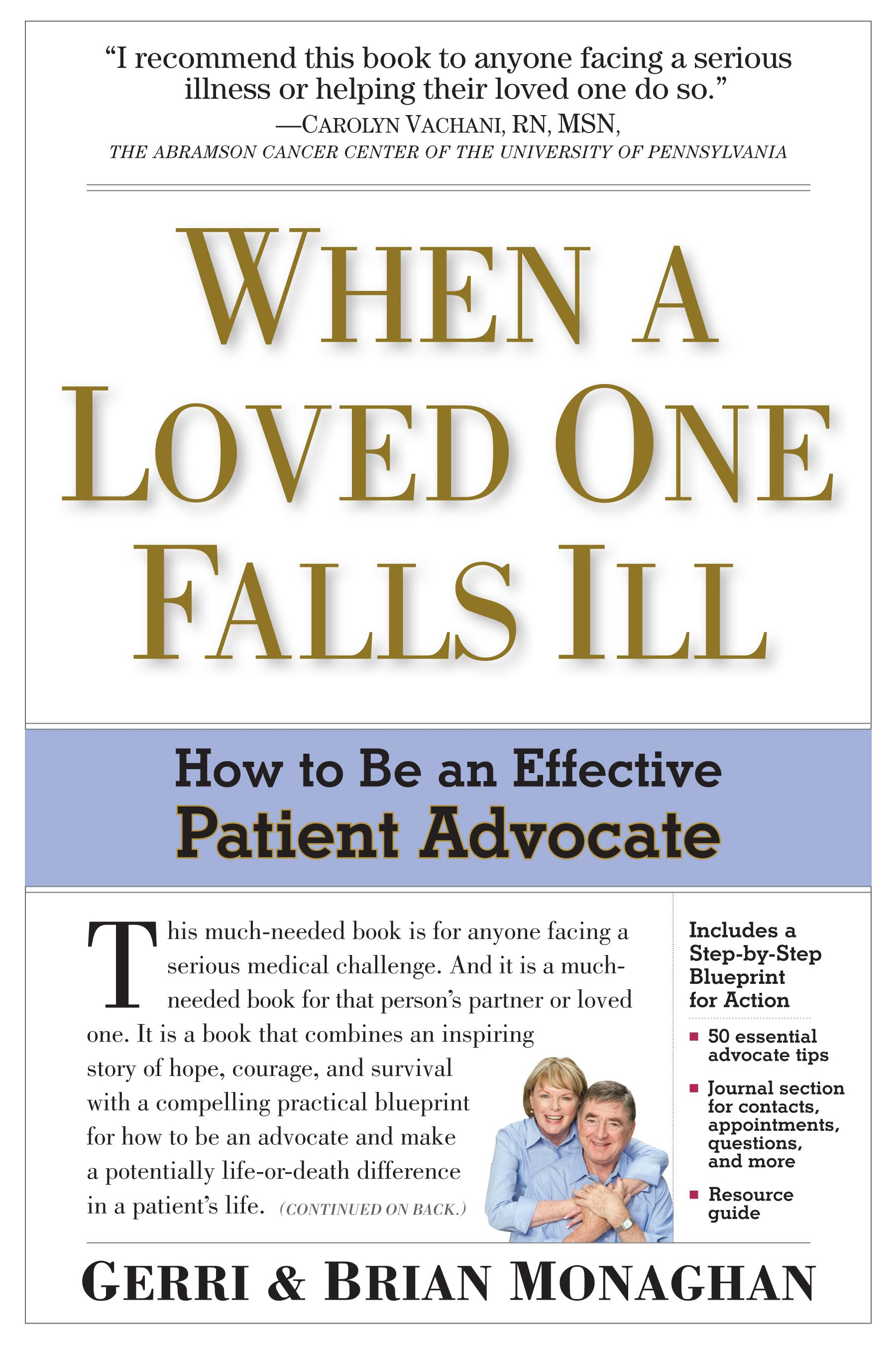 When A Loved One Falls Ill: EB9780761166498