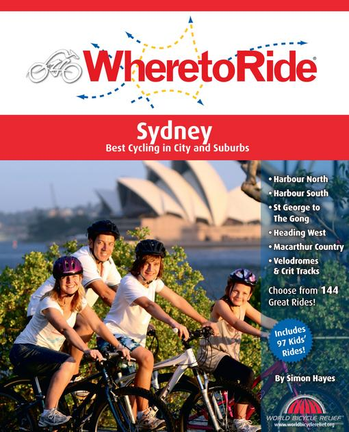 Where to Ride Sydney EB9780987149244