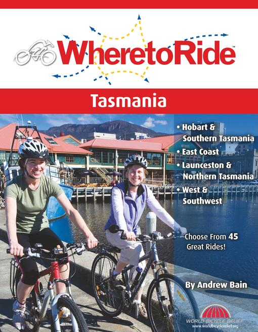 Where to Ride Tasmania EB9780987149299