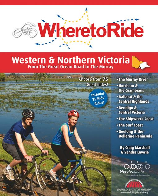 Where to Ride Western & Northern Victoria EB9780987168627