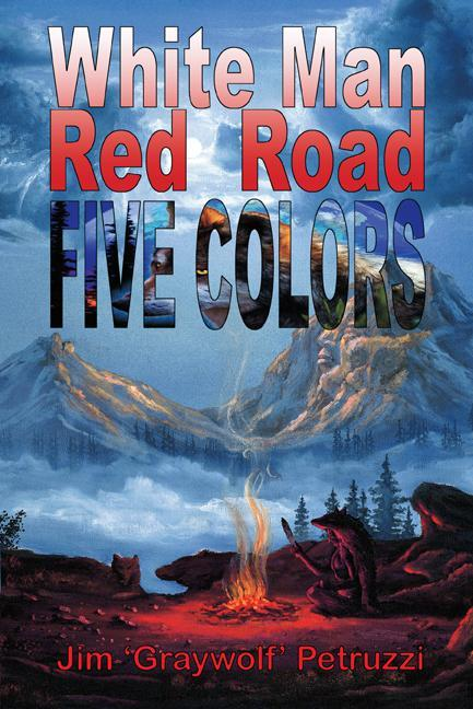 White Man Red Road Five Colors EB9780984653218