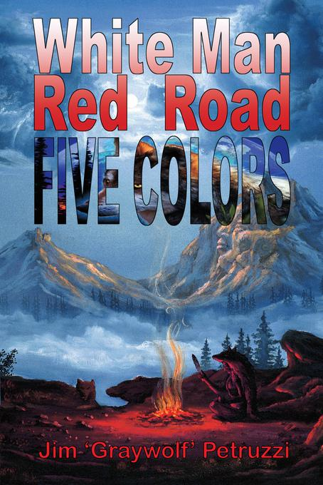 White Man Red Road Five Colors EB9780984653225