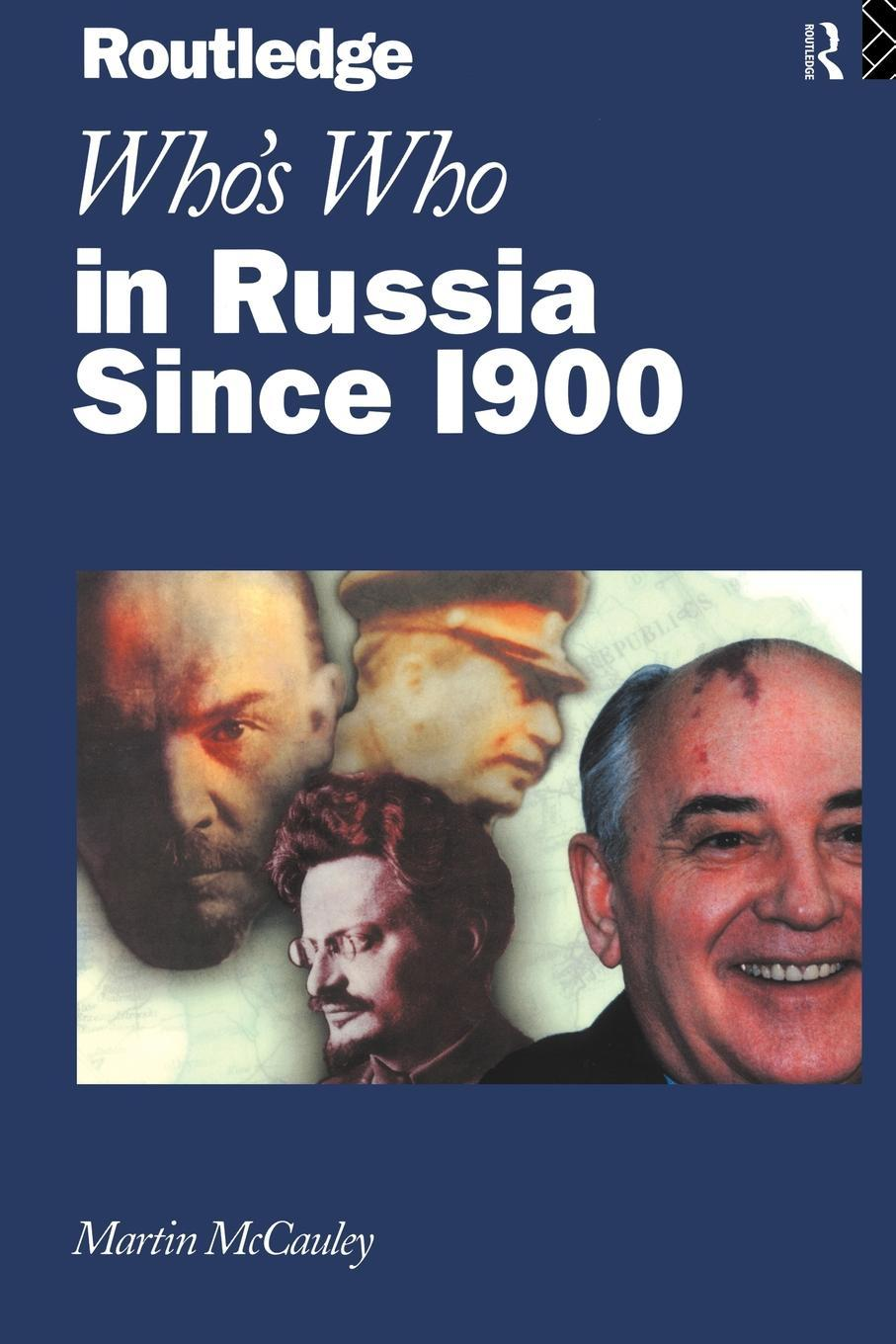 Who's Who in Russia since 1900 EB9780203137826