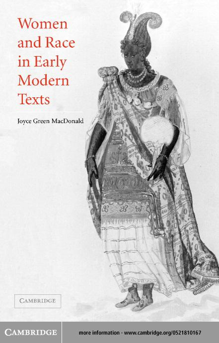 Women and Race in Early Modern Texts EB9780511029677