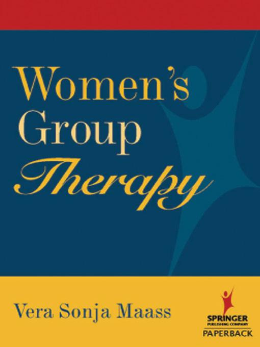 Women's Group Therapy: Creative Challenges and Options EB9780826173850