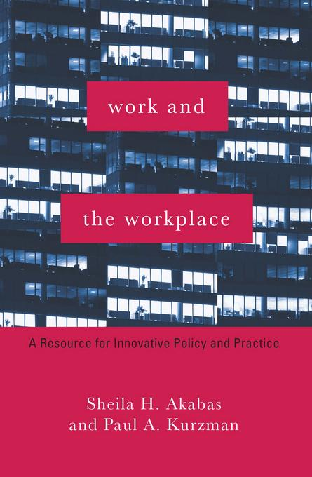 Work and the Workplace: A Resource for Innovative Policy and Practice EB9780231510158