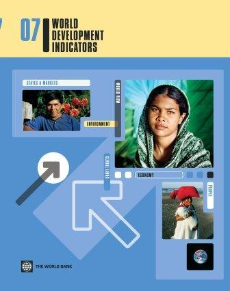World Development Indicators 2007 EB9780821369609