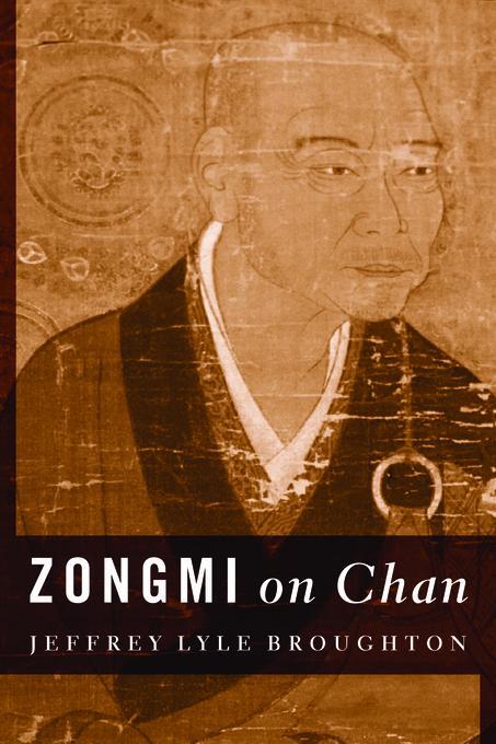 Zongmi on Chan EB9780231513081