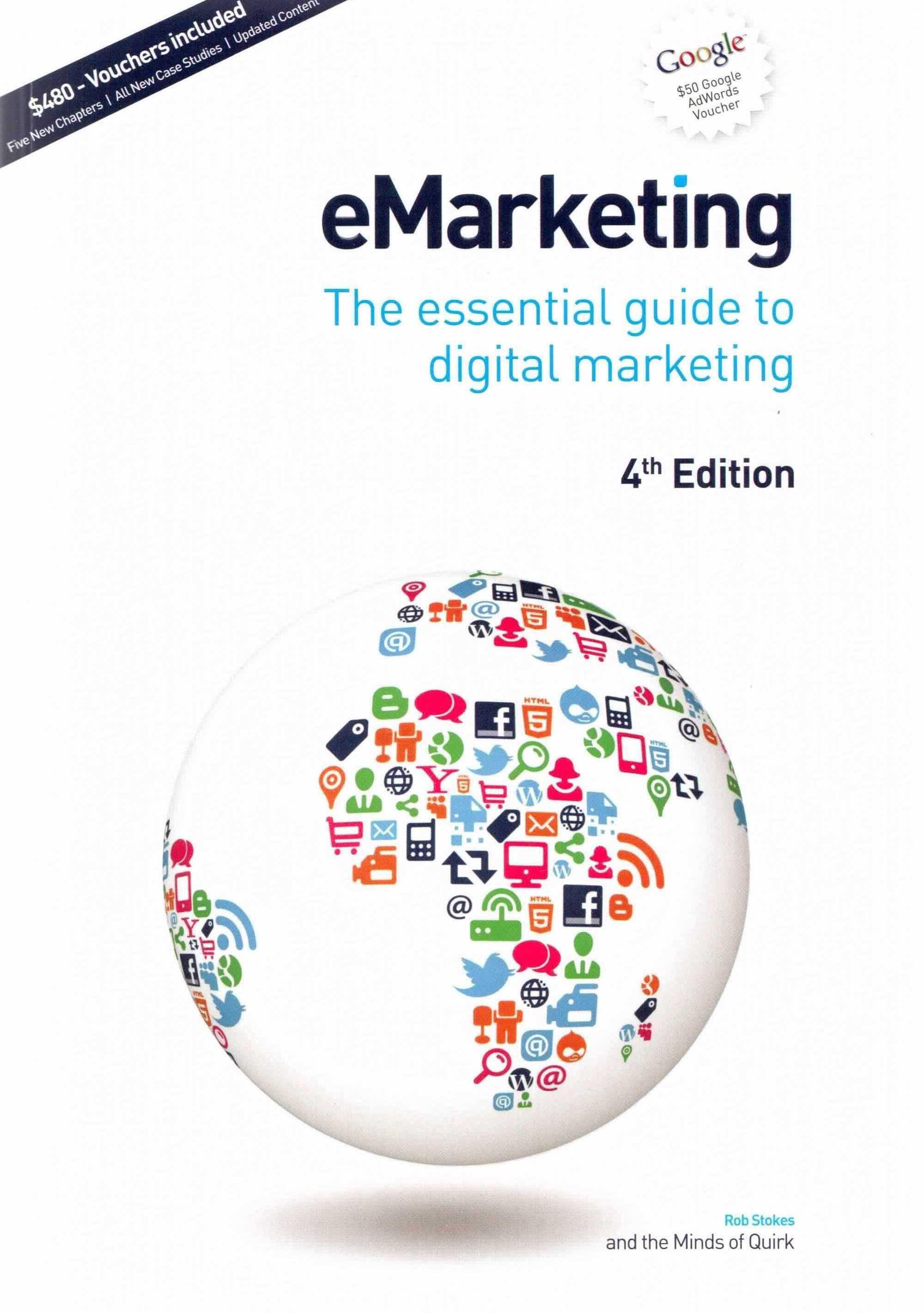 eMarketing: The essential guide to Digital Marketing EB9780987034649