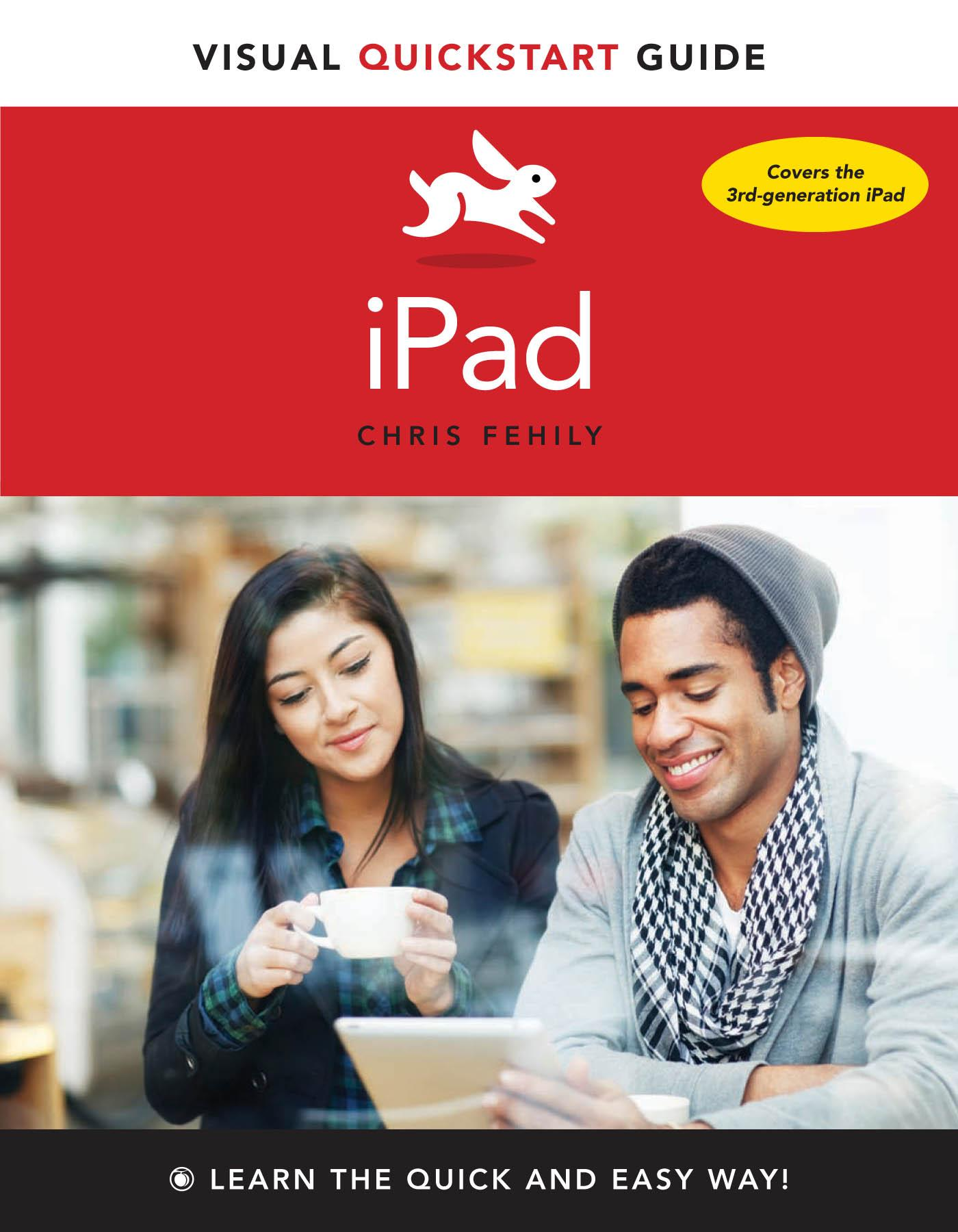 iPad: Visual QuickStart Guide EB9780133084689