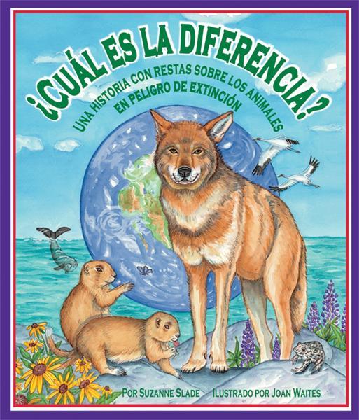 ?Cu?l es la diferencia? Una historia con restas sobre los animales en peligro de extinci?n EB9781607181064