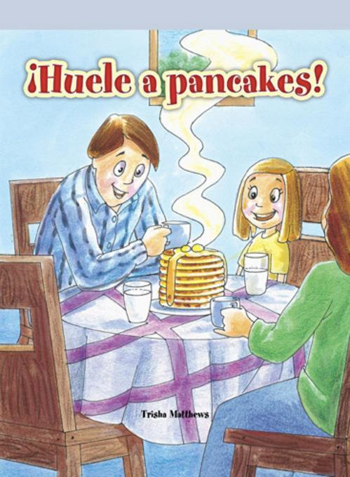 ?Huele a pancakes! (I Smell Pancakes!) EB9781448834532