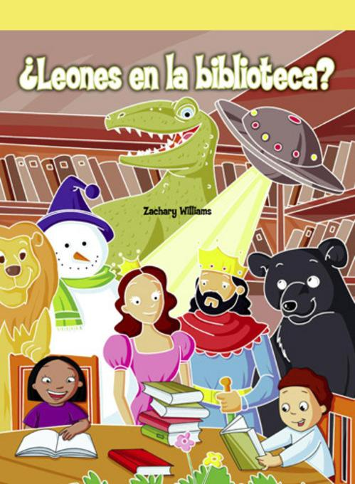 ?Leones en la biblioteca? (Lions at the Library) EB9781448834433