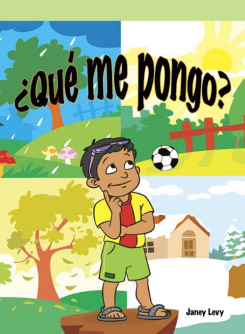 ?Qu? me pongo? (What Would I Wear?) EB9781448834051